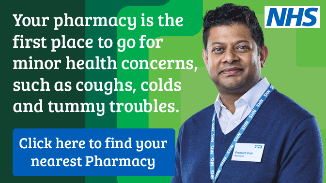 Stay Well Pharmacy campaign